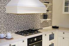 Ann Sacks Tile Backsplash   What backsplash to go with Opal White Quartzite???? - Kitchens Forum ...