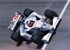 Mika Hakkinen and the McLaren-Mercedes – winner of the 1998 and 2000 Austrian Grand Prix.