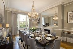 The London home features original 19th-century details—and the former prime minister's bombproof door