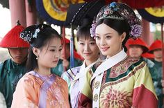 Legend of Zhen Huan(Empresses In The Palace,甄嬛传). Mirror Of The Witch, Orientation Outfit, Empresses In The Palace, Sun Li, Princess Agents, Oriental Fashion, Oriental Style, Ancient Beauty, Chinese Actress