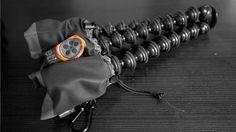 Gorillapod flexible camera dolly