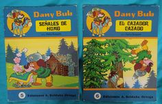 Vintage books / Libros coleccion Dany Bub | by misstaito