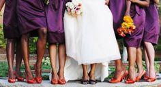 purple-wedding-color-combo-ideas - Wedding Ideas, Wedding Trends, and Wedding Galleries