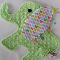 *Cute elephants and owls. Maybe stuffed for babies!