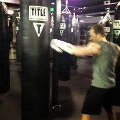The best workout for the entire body, stress relief, and sleep afterwards! Nationwide Title Boxing Club and the first time is free #utah #workout #boxing ohsweetbasil.com