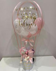 Balloon Basket, Balloon Box, Baby Balloon, Balloon Gift, Balloon Flowers, Baby Shower Balloons, Balloon Bouquet, Name Balloons, Diy Hot Air Balloons