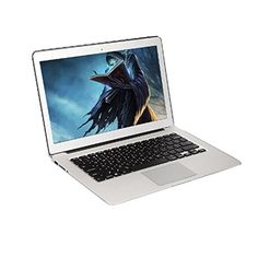 Partaker 5th Generation Intel Core i5 5200 Silver Case 8g Ram 256g Ssd Notebook Laptop Computer with 13.3 inch Screen Linux ** Continue to the product at the image link.