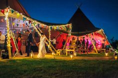 Giant Tipi hire in Cheshire, wow your guests