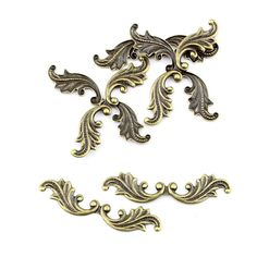 * Penny Deals * - Qty:5PCS Antique Bronze Jewelry Making Charms Findings Supplies Craft Ancient Repair Lots DIY Antique Pendant Vintage Z72957 Punk Wing -- Check this awesome product by going to the link at the image.