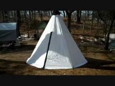 DIY TYVEK TENT (PART 1) how to sew, glue, put in zipper with marine thread, etc.