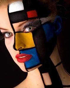Catwalk Makeup, Fashion Editorial Makeup, Extreme Makeup, Collages, Face Illustration, Make Up Art, Beauty Shoot, Costume Makeup, Makeup Trends