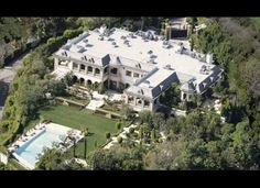 48,000sq ft - Le Belvedere, Bel Air California