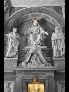 Jesus in St Peters Rome
