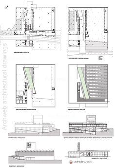Kunsthal 2D - Kunsthal, Rotterdam, The Netherlands (1987-1992) | Rem Koolhaas | Archweb