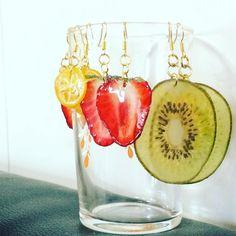 本物のフルーツを雑貨に!「押しフルーツ」が可愛すぎる♡ - LOCARI(ロカリ)
