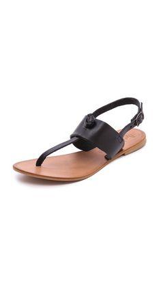 $135 Joie A la Plage Bastia Thong Sandals