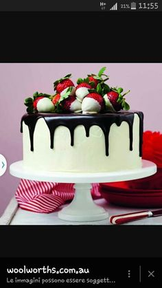Jr.'s Birthday cake