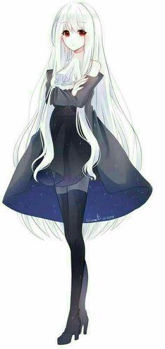 Anime Oc, Anime Angel, Anime Chibi, Chica Anime Manga, Female Anime, Anime Demon, Anime Naruto, Kawaii Anime Girl, Anime Girls