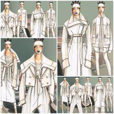 Fashion Design & Illustration by Paul Keng @paulkengofficial
