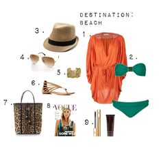 What to Wear to the Beach in the Caribbean