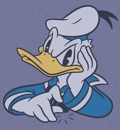 Donald Graphic Tee