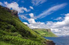 Scorrybreac Circuit, Portree. Isle of Skye, Scotland.