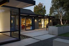 Eichler Renovation by Klopf Architecture