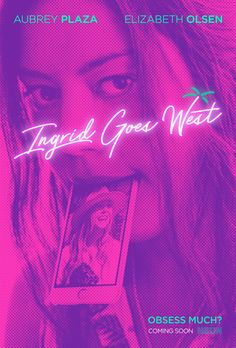 So much can be said about INGRID GOES WEST. The subject matter is authentic and real, often using its shocking commentaries to make for some dark, uncomfortable plot elements. The insanity that unfolds is well worth a watch. This is a film that will linger in the back of your mind every time you open your phone. Full review is now up on Salty Popcorn. http://saltypopcorn.com.au/ingrid-goes-west-review/