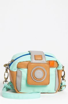 Nila Anthony 'Camera' Crossbody Bag available at #Nordstrom