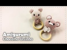 Tutorial Sonajero Amigurumi Ganchillo | Crochet - YouTube Crochet Animals, Crochet Toys, Crochet Baby, Knit Crochet, Crochet Disney, Peacock Crochet, Easy Crochet Patterns, Knitting Yarn, Crochet Projects
