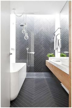 tubs for small bathrooms herringbone gray glass tile mounted vanity narrow bathroom towel rack of Nice Looking Tubs for Small Bathrooms #CeramicFloorDesign #CeramicFloor #FloorDesign click now for more.