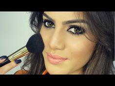 Blending look in 10min. Esfumado Coringa de 10 Minutos por Camila Coelho