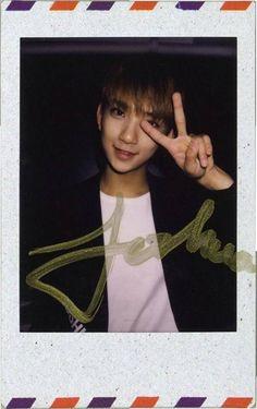 #vinakania23 [Official Photos] Seventeen - K☆STAR LOVERS Polaroids 11/30/15 #Seventeen #joshua