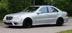 2003er #Mercedes #E320 begeistert mit reichhaltiger Ausstattung #tuning