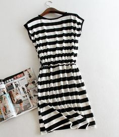 One Size 2016 Women New Style Spring Summer Dress Casual Stripe Sleeveless Slim Dresses Solid Color Loose Cute Vestidos AE529   http://www.dealofthedaytips.com/products/one-size-2016-women-new-style-spring-summer-dress-casual-stripe-sleeveless-slim-dresses-solid-color-loose-cute-vestidos-ae529/