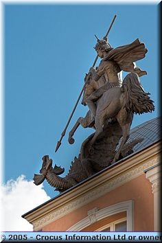Vilnius St George & Dragon