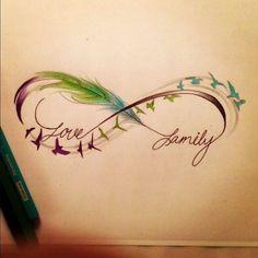 Tattoo I want #FamilyTattooIdeas