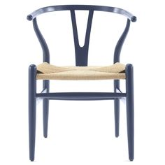 M11 Chair in Navy (Set of Two)
