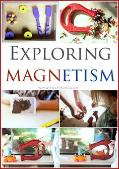 Exploring Magnetism  Racheous Lovable Learning
