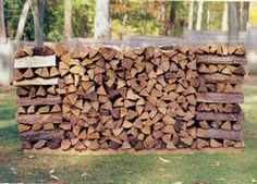 The definitive wood stack