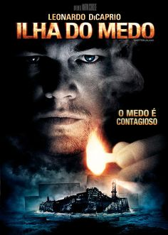 Ilha do medo (2010) ★★★ - Um filme que fala um pouco sobre os limites da loucura: como lidar com traumas? Como aceita-los. Como aceitar a culpa? Também trata dos efeitos da depressão e do descaso. Gostei bastante.