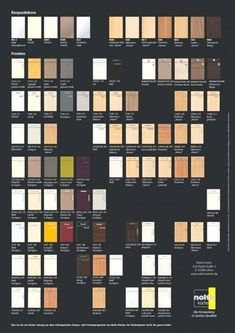 Amazing Nolte Küchen Fronten Farben Pictures - hiketoframe ...