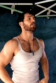 Only pictures, gifs and videos of shirtless / naked Henry Cavill. Scruffy Men, Hairy Men, Henry Cavill Superman, Henry Caville, Hot Guys, Henry Williams, Superman Man Of Steel, Hairy Chest, Gorgeous Men
