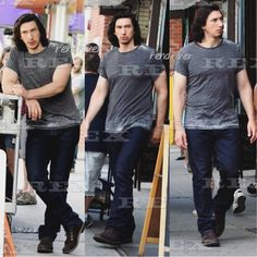 Adam Driver: He's just perfection <3