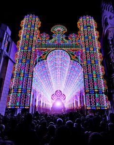 Belgium's Festival of Lights