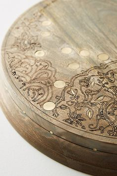 Slide View: 3: Engraved Cheese Board
