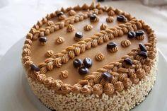 Gâteau Moka très dél