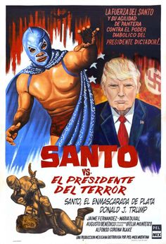 Come on, Santo! We're depending you!