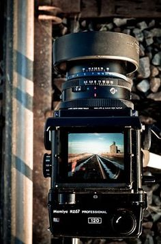 Mamiya RZ67 -- who wouldn't want one of these !?!