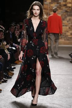 Billy Reid RTW Fall 2013 (in my top 5 favorite designers) Haute Couture Style, Runway Fashion, Fashion Show, Fashion Outfits, Womens Fashion, Fashion Ideas, High Fashion Tips, Trends 2018, Gothic Mode